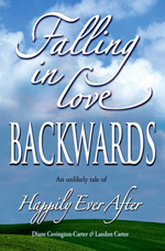 Falling In Love Backwards Front Cover